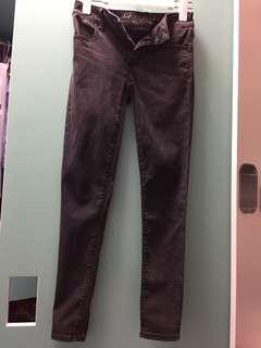 American Eagle 灰黑色褲