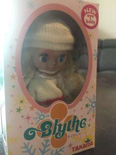 "[NEW in box] Petite ""Blythe Skate Date Returns""  #11cm #japantakaracwc #rare #2006 #limited edition"