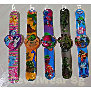 Snap watches - Goodie Bag