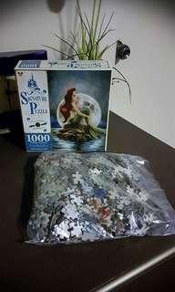 Disney's The Little Mermaid 1000pc Puzzle