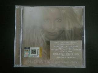 Britney Spears - Glory Deluxe CD