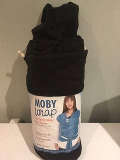 Moby Wrap -  Black