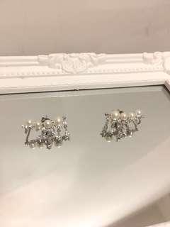 Sea Pearl x8 Earrings