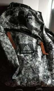 Gregory 白樹纹 背包