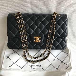 Chanel Medium Classic Double Flap Bag 25cm