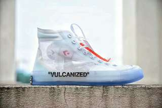 36-45 OFF WHITE  x Converse Chuck Taylor All Star