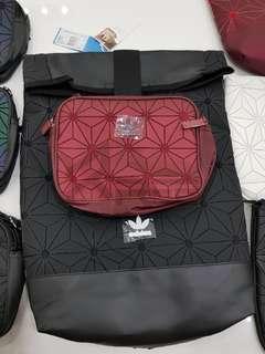 Airliner Mini bag (Red and Black Instock)