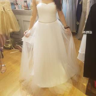 Used Wedding Gowns and Gowns For Sell From $50 - $150