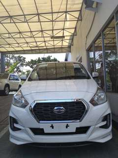 Datsun go mayor exchange