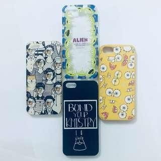 【雜貨】APPLE蘋果 5/5S/SE 手機電話殻套 #myflashsale