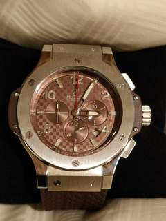 Hublot Big Bang Champagne