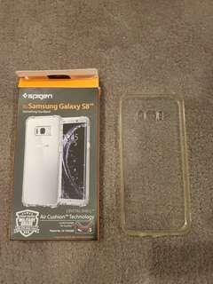 Brand New Authentic Spigen for Samsung S8