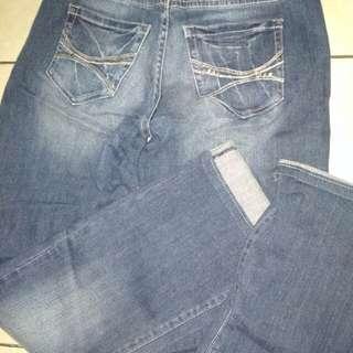 streach jeans