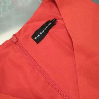 dress orange