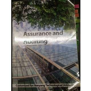 NTU NBS AC2104 Assurance & Auditing