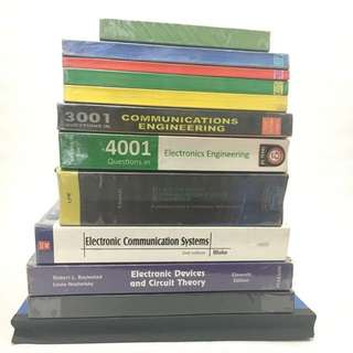 ECE review books