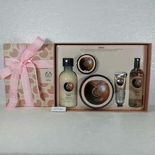 Shea Gift Set Medium The Body Shop