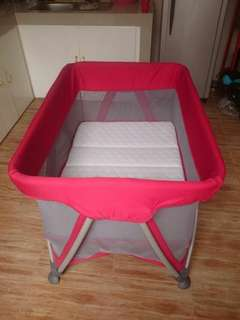 Nuna Sena Baby Cot Bed