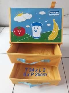 Storage box kotak penyimpanan serbaguna