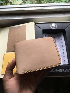Voyej Karimata III NEW Leather Bifold Wallet Dompet Kulit