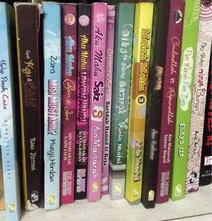Novels kidss