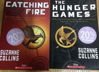 The Hunger Games Trilogy (BM)
