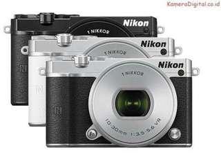 Kredit kamera Mirrorless Nikon 1 j5, Promo Tenor 6 bulan
