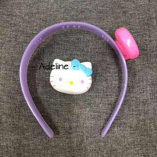 McDonald's Hello Kitty Ribbon Headband