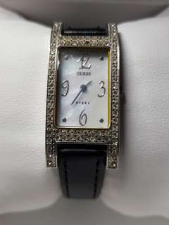 Guess Watch for ladies with leather strap