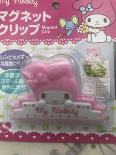 My Melody clip