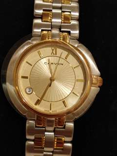 Carven Gold Stainless Steel