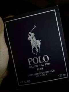 Polo- Ralph Lauren Blue