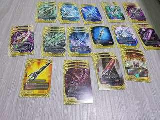 Legend World Hero/Weapon items