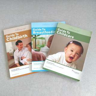 Guide to Childcare, Childbirth, Breastfeeding by Wong Boh Boi