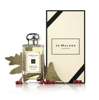 🚚 Jo Malone 英國橡木與紅醋栗古龍水  Jo Malone English Oak & Redcurrant Cologne 100ml