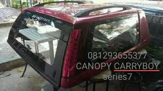 Canopy hilux carryboy S7