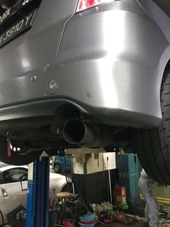 GE6/8 Looking to trade for JS Exhaust
