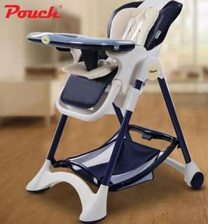 Pouch Dining Chair