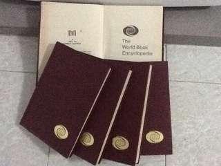 The World Book Encyclopedia Book Set