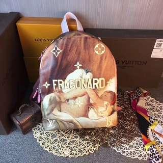 Lv Fragonard Backpack