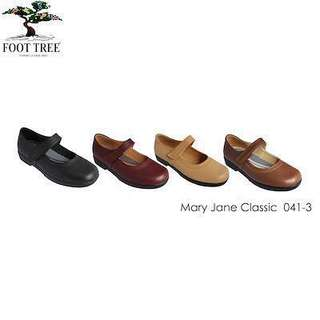 [Foot Tree] Mary Jane Classic // Ladies Leather Shoes