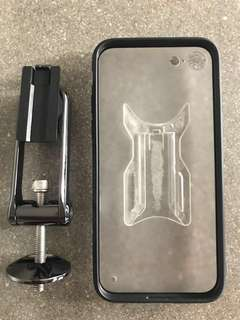 iPhone 7 bicycle stem holder