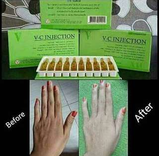 VC SERUM INJECTION ber EXP