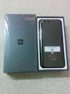 小米 Xiaomi Mi 6 6g/128g