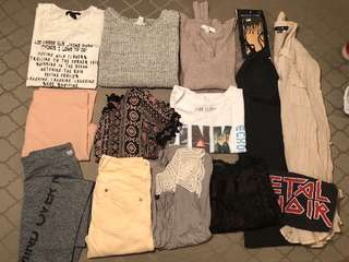 Forever 21 size small lot