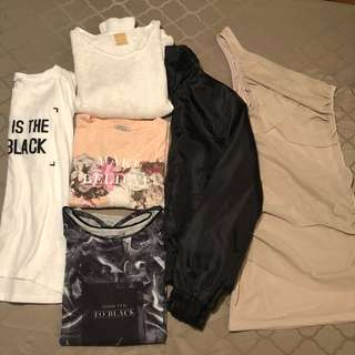 Zara small medium lot