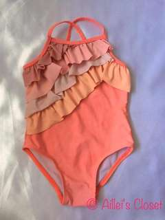 Kid's (Girl's) One-Piece Swimsuit