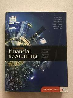 SMU Financial Accounting Textbook