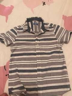 Boy's short sleeves 5-6