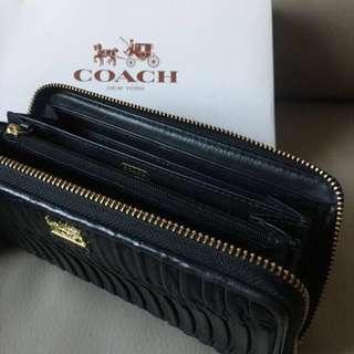 B❗️G Sales - COACH long wallet 長銀包